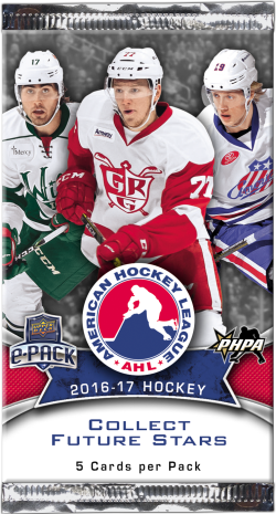2016-17 AHL Hockey