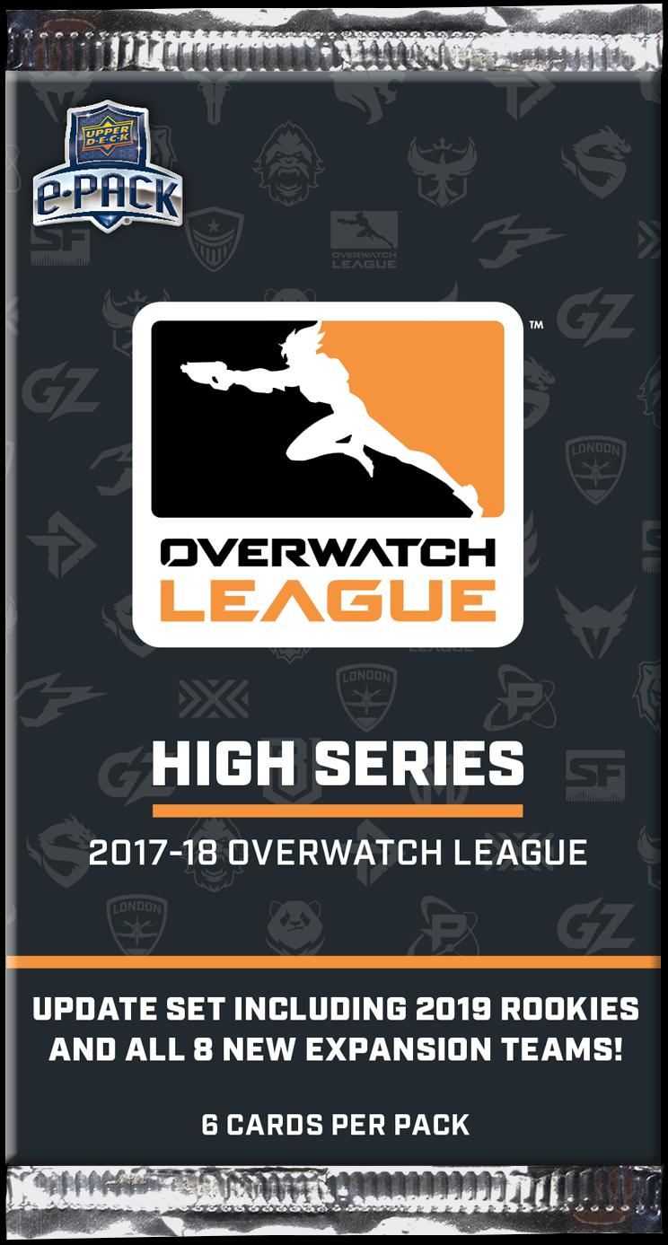 2017-18 Overwatch League: High Series