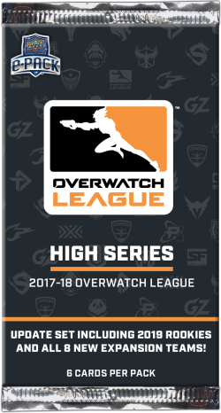 2017-18 Overwatch League: High Series