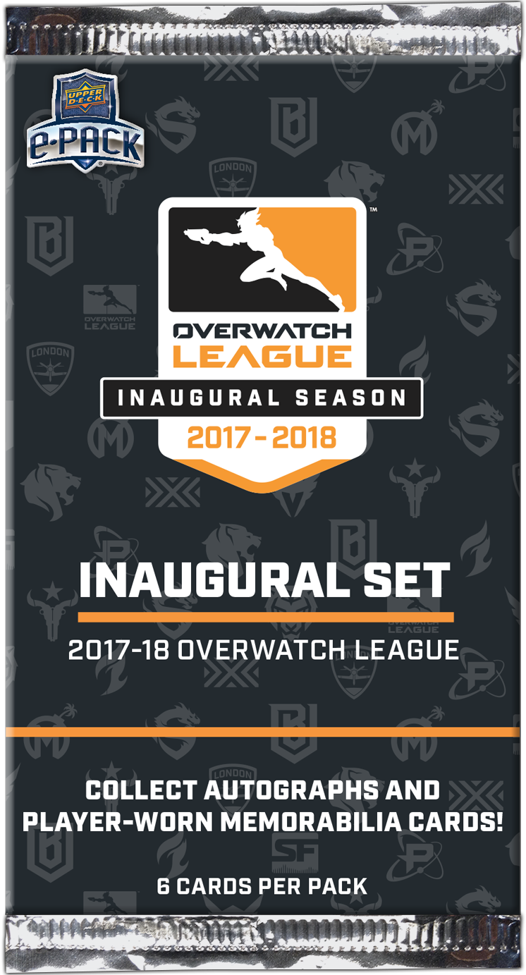 2017-18 Overwatch League: Inaugural Set