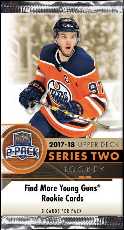 2017-18 UD Series 2 Hockey