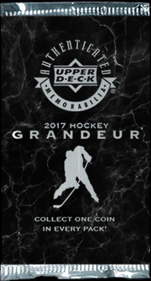 2017 Grandeur Hockey Coins