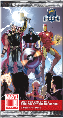 2018-19 Marvel Annual