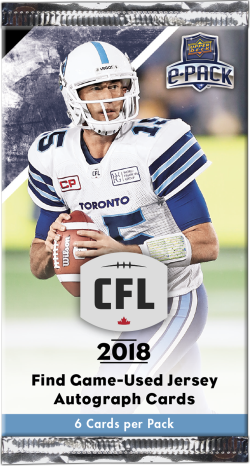 2018 CFL Football