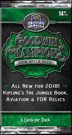 2018 Goodwin Champions