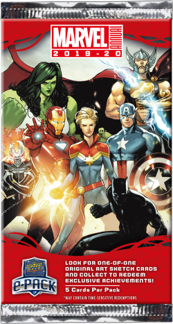 2019-20 Marvel Annual
