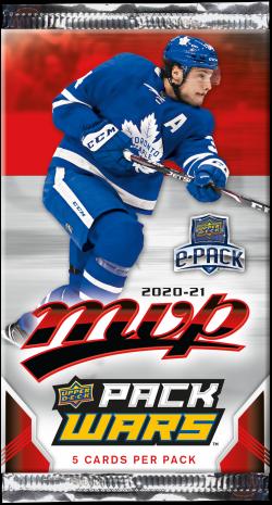 2020-21 MVP Hockey - Pack Wars