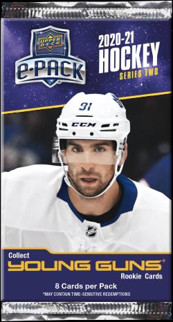 2020-21 UD Series 2 Hockey