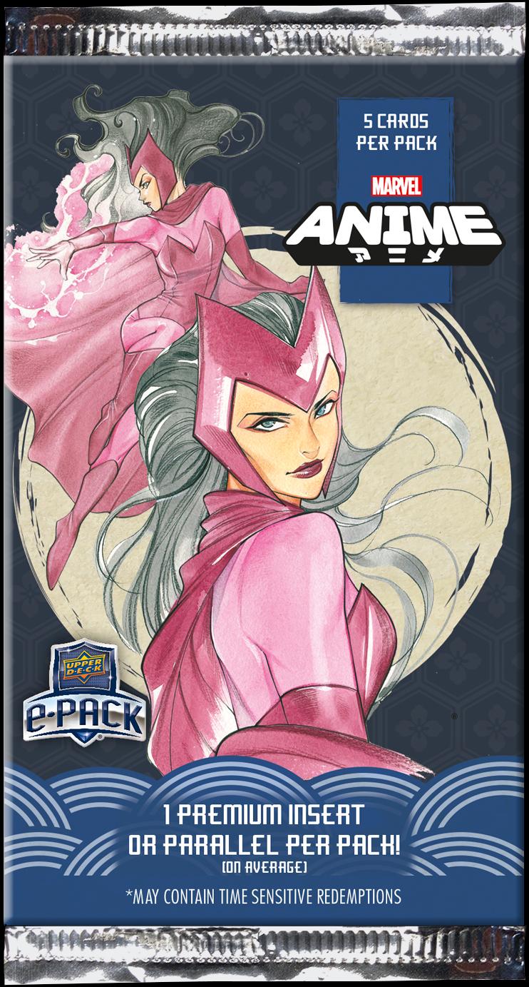 2020 Marvel Anime