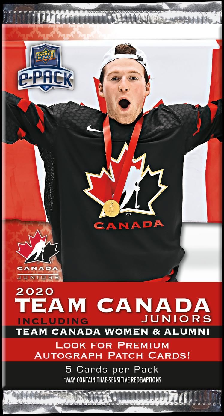 2020 Team Canada Juniors