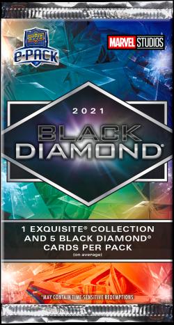 2021 Marvel Black Diamond