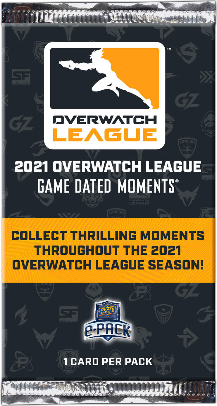 2021 Overwatch League Game Dated Moments