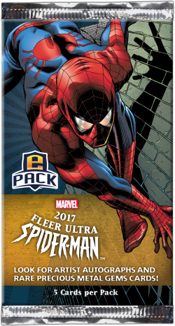 Fleer Ultra Spider-Man