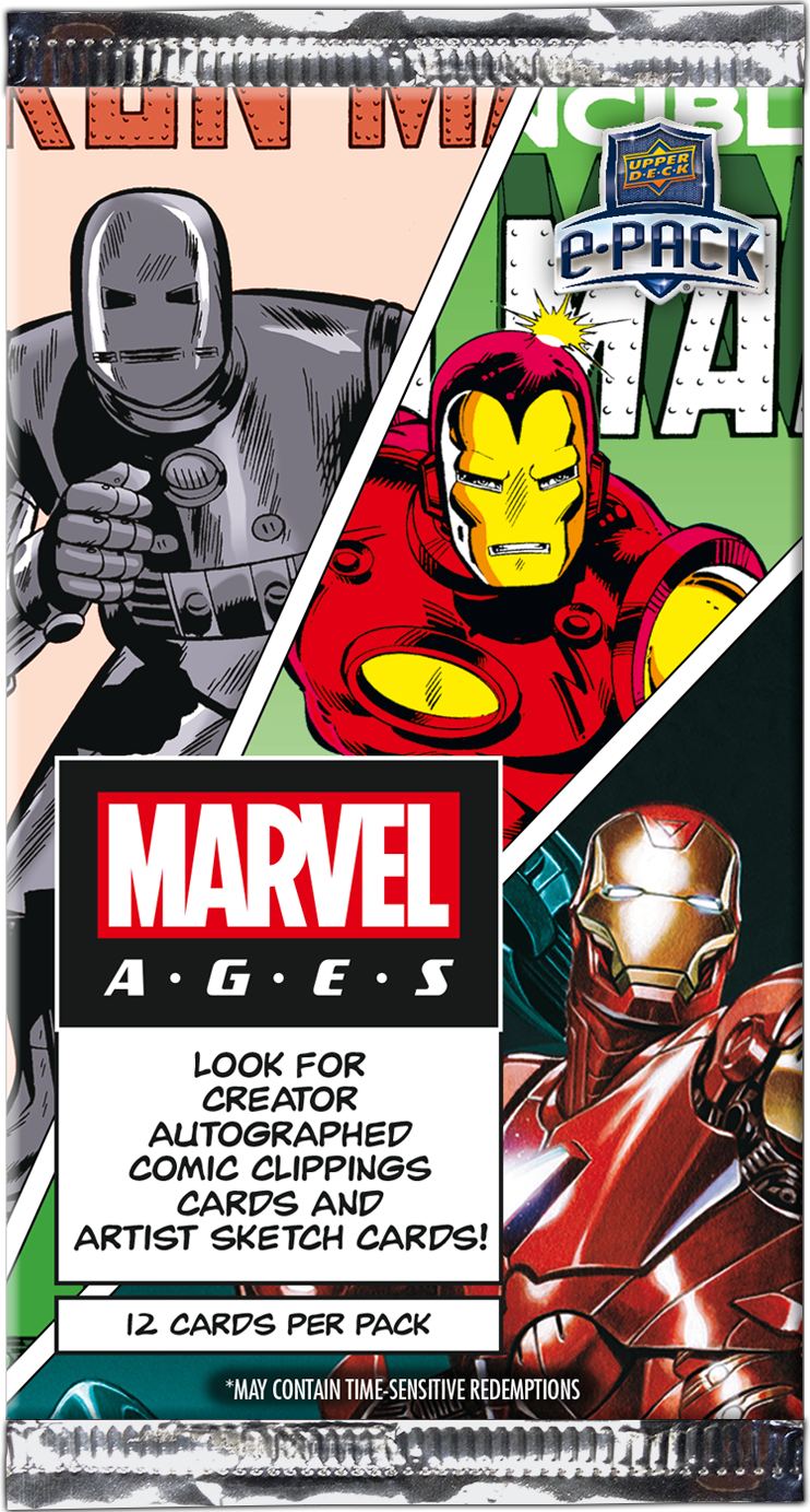 Marvel Ages