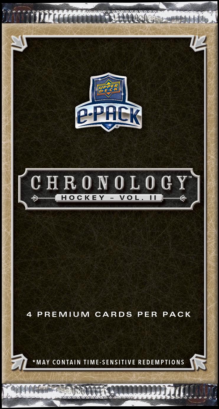 Upper Deck Chronology Hockey Vol. 2