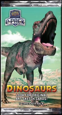 Upper Deck Dinosaurs